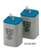 Trocken-Batterien