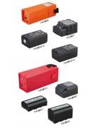 Leica-kompatible Akkus für Vermessungsinstrumente