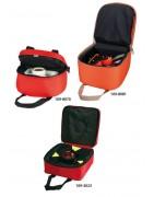 Taschen für Prismen und Dreifüsse, gepolstert